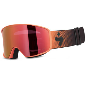 Sweet Protection Boondock RIG Reflect Goggles Men matte flame/flame fade-RIG topaz
